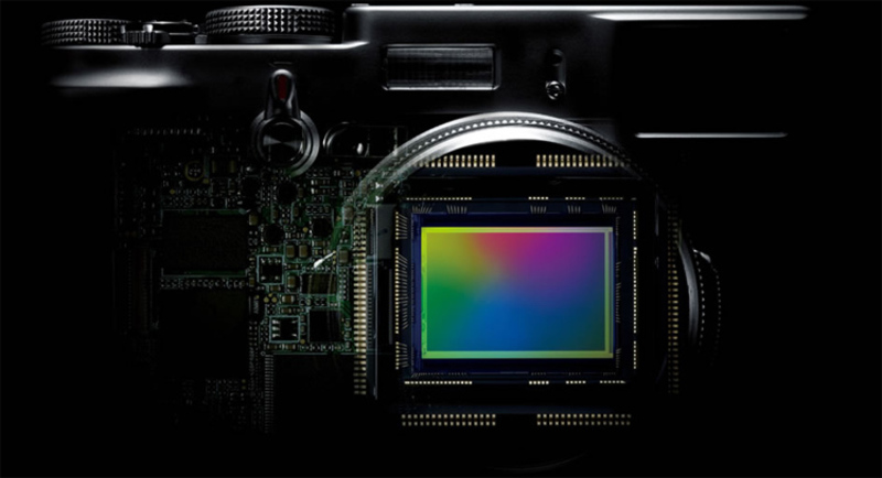 Digital Camera Sensor