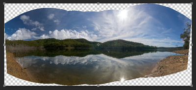 Tracie Louise Photography Hinze Dam Queensland Panorama pano
