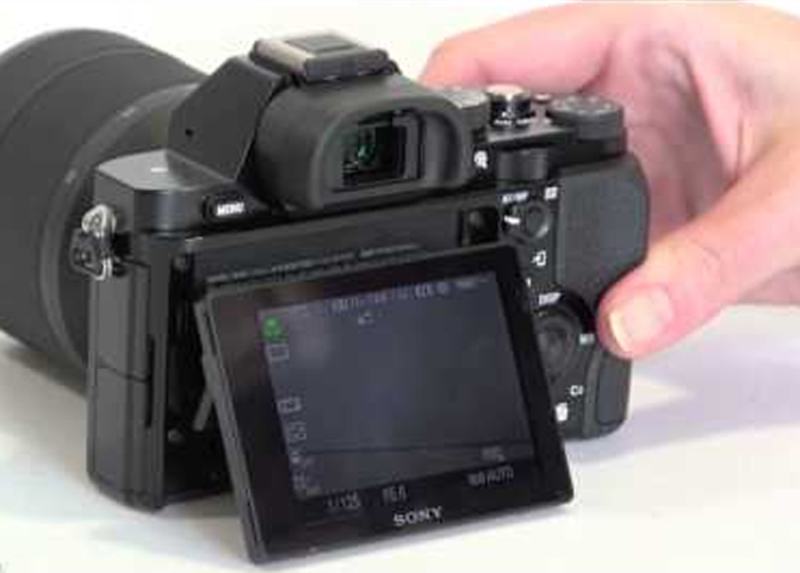 Sony a7r Camera (image courtesy of gadgetynews.com  - What's in my Camera Bag? #1
